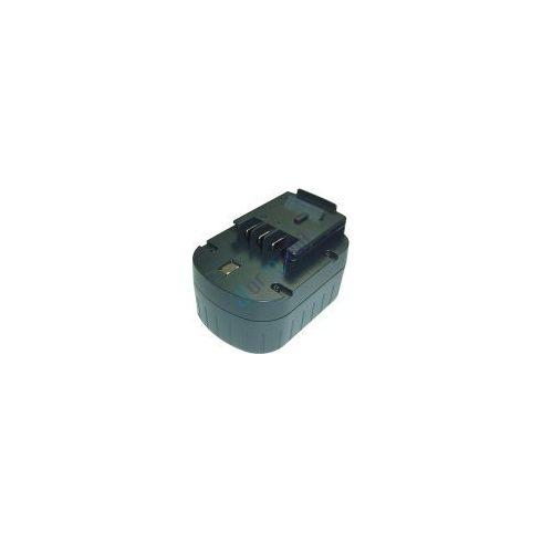 Black & Decker Fúrócsavarozó HP126F2K Firestorm felújítás - Ni-Mh 2-3Ah 12V
