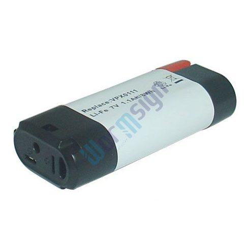 Black & Decker VPX1101 akku felújítás - Ni-Mh 2-3Ah 7,2V