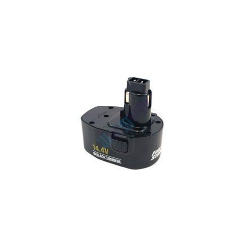Black & Decker Fúrócsavarozó HP146F2K akku felújítás - Ni-Mh 2-3Ah 14,4V