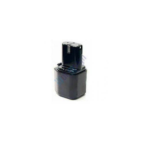 Hitachi fúrócsavarozó D10 DC akkumulátor felújítás - Ni-Mh 2-3Ah 7,2V