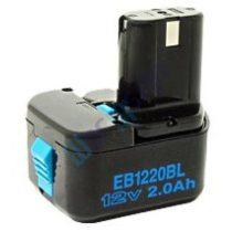 Hitachi ütvecsavarozó WH 12DMR akkumulátor felújítás - Ni-Mh 2-3Ah V