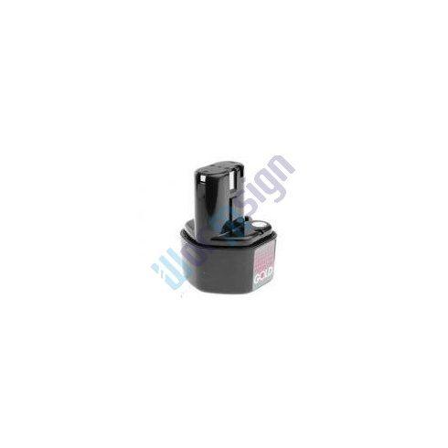 Hitachi lámpa UB12D akku felújítás - Ni-Mh 2-3Ah 9,6V