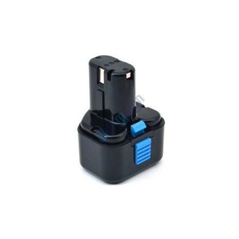 Hitachi ütvecsavarozó WH 9DMR akkumulátor felújítás - Ni-Mh 2-3Ah 9,6V