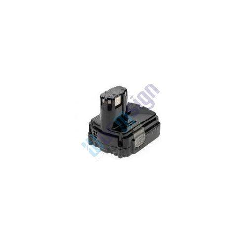 Hitachi ütvecsavarozó WR14DMR akkumulátor felújítás - Ni-Mh 2-3Ah 14,4V