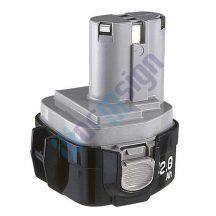 Makita lámpa ML121 akku felújítás-NiMh 3Ah 12V