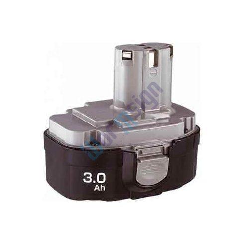 Makita orrfürész JR180DWD akkumulátor felújítás-NiMh 3Ah 18V