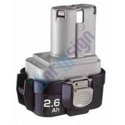 Makita lámpa ML900 akku felújítás-NiMh 3Ah 9,6V