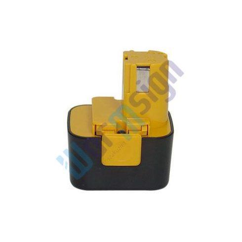 Panasonic elektr. kinyomópisztoly EY3654 akku felújítás - Ni-Mh 2-3Ah 7,2V