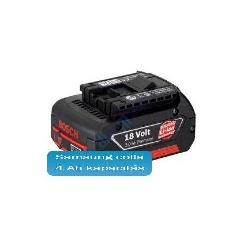 Bosch 2 607 336 236 akku felújítás 18V Bosch 4Ah