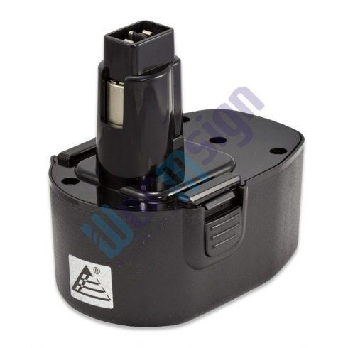PS140 Black & Decker 14,4V Ni-cd akku felújítás 14,4 V