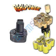 DE9057,DW920K akkumulátor felújítás 7,2 V