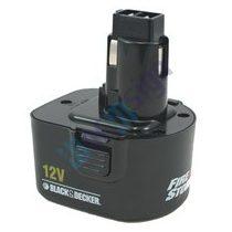 Black & Decker Fúrócsavarozó Firestorm CD431K felújítás 12 V