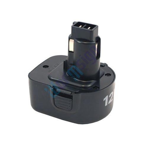 Black & Decker Fúrócsavarozó PS3500 akku felújítás 12 V