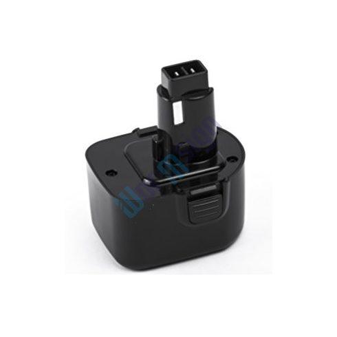 Black & Decker 2832K akku felújítás 12 V