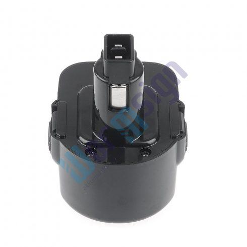 Black & Decker ütvefúró HP431K-2 akkumulátor felújítás 12 V