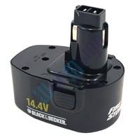 Black & Decker Fúrócsavarozó PS3650K akkumulátor felújítás 14,4 V