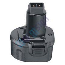 Black & Decker Fúrócsavarozó CD9600 akku felújítás 9,6 V