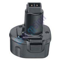 Black & Decker Fúrócsavarozó CD9600K akkumulátor felújítás 9,6 V