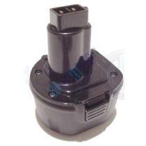 Black & Decker Fúrócsavarozó CD961-AR akku felújítás 9,6 V