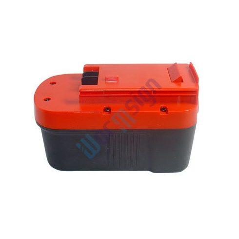 Black&Decker Firestorm FS2400D akku felújítás 24 V