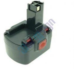 Bosch akkus csavarozó GSR 14,4VE2 NiCd lapos akku felújítás 14,4 V