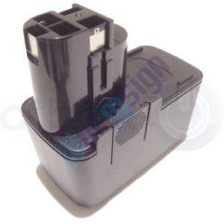 Bosch lámpa GLi akku felújítás 9,6 V