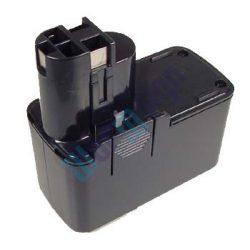Bosch fúrógép PBM laposakku felújítás 9,6 V