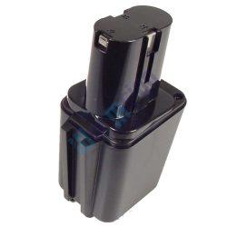Bosch olló GUS akku felújítás 9,6 V