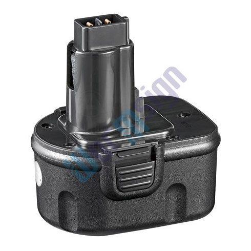DEWALT lámpa UL12 akkumulátor felújítás 12 V