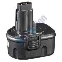 DEWALT ütvecsavarozó DW052K2 akkumulátor felújítás 12 V