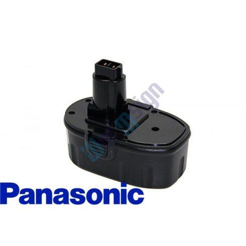 DEWALT lemezolló DW941K akku felújítás 14,4 V Panasonic cellával