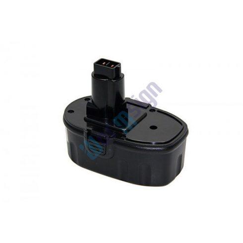 DEWALT SarokFúrógép DW966K akkumulátor felújítás 14,4 V