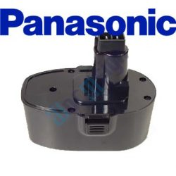 Dewalt DW938K akku felújítás 18 V Panasonic cellával