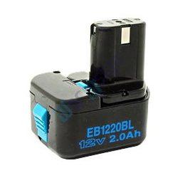 Hitachi ütvecsavarozó WH 12DMR akkumulátor felújítás