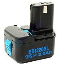 Hitachi ütvecsavarozó WR 12DAF akkumulátor felújítás 12 V