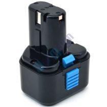 Hitachi fúrócsavarozó D10DF2 akkumulátor felújítás 9,6 V
