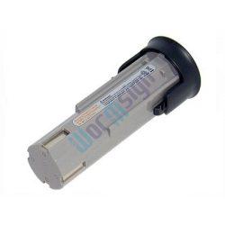 Panasonic StabCsavarozó EY6220DR akku felújítás 2,4 V