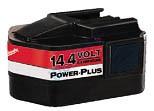 Milwaukee Fúrócsavarozó PCS 14.4V Power Plus akku felújítás