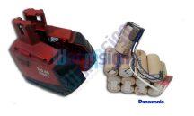 Hilti SFB 155 akku felújítás 3 Ah 15,6V Panasonic cellával