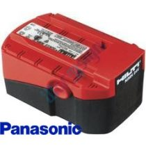 Hilti B24 Nimh akku 3Ah felújítás Panasonic cellával