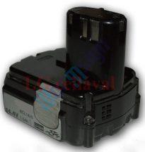 Hitachi BCL1415 14,4V 2Ah éli-ion akku felújítás