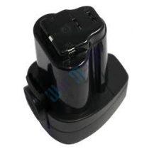 Metabo PowerMaxx 12 Pro 2000 mAh Li-ion akku felújítás
