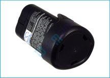 Bosch 2 607 336 014 2000 mAh Li-ion akku felújítás