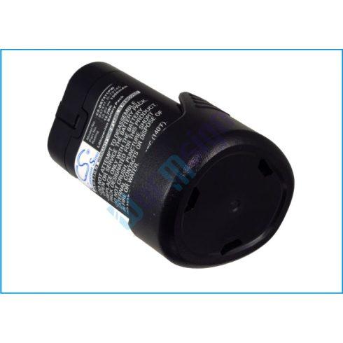 Bosch 2 607 336 333 2000 mAh Li-ion akku felújítás