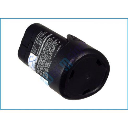 Bosch GUS 10.8 V-LI 2000 mAh Li-ion akku felújítás