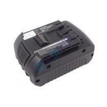 Bosch 25618-02 4000 mAh Li-ion akku felújítás