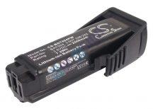 Bosch SPS10 2000 mAh Li-ion akku felújítás
