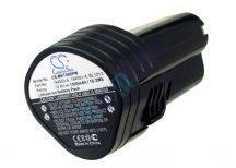 Bosch JV100DZ 2000 mAh Li-ion akku felújítás