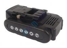 Panasonic EY7541LN2S 2000 mAh Li-ion akku felújítás