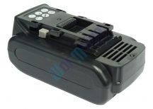 Panasonic EZ7542 4000 mAh Li-ion akku felújítás
